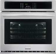 """Frigidaire Gallery 27"""" Stainless Steel Convection Electric Single Wall Oven FGEW2765PF"""