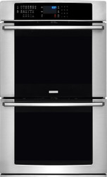 "Electrolux IQ-Touch 27"" Convection Stainless Steel Double Wall Electric Oven EI27EW45PS"