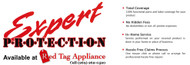 One Year Expert Protection Extended Warranty EXPRO1RTA