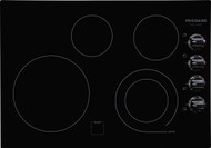 Frigidaire Gallery 30 inch Black Electric Smothtop Cooktop FGEC3045KB
