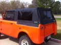 Softopper for 1961-71 Scout 80 and 800 w/light tinted windows