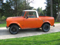 1968 Scout 800 -- SOLD