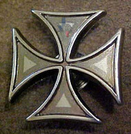 Maltese Cross Concho