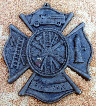 Fireman Cross Firefighter Maltese Cross Texas Uniques Store