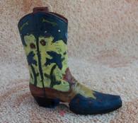 D808074 - Western Cowboy Boot