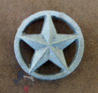 CP00106 Texas 3-D Star on Circle
