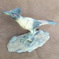 Southwest Greater Roadrunner Resin Statue