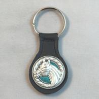 Horse Head Key Fobs
