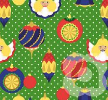 Christmas Spirit Green