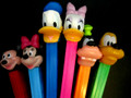 Classic Disney Pez set of 6 from Europe
