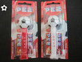 Swiss Soccer (Football) Pez Dispensers with 2014 printed on front