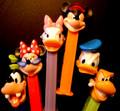 Extreme Disney Pez set of 6 ~retired