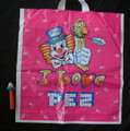 Large I love Pez Plastic Bag from Europe