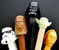 Star Wars Original 5 Set of Pez