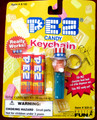 Pez Uncle Sam Keychain from 1998
