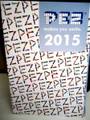 2015 Pez International Salesman Catalogue