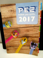 2017 Pez International European Salesman Catalogue - 43 Glossy Pages