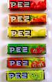 Vintage Pez Europeon Candy Refills