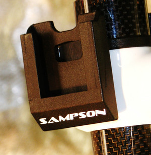 System One Fork mounting bracket