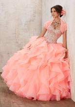 Mori Lee Vizcaya Quinceanera Dress Style 89126CR