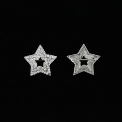 Star Buckle (1pc)