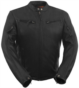 Motorcycle Leather Jackets - Top Leather Motorcycle Jackets For ...