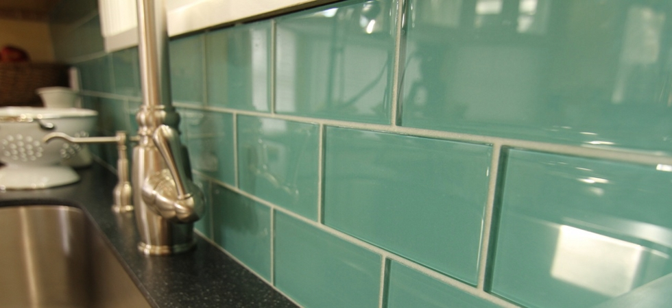 BELK Tile Backsplash | Glass Tiles | Metal Mosaics | Switchplates