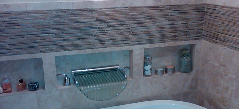 Bathroom Tiles by BELK Tile