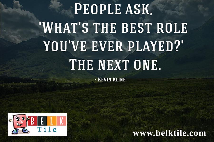 Monday Morning Motivation October 3rd, 2016 | BELK Tile