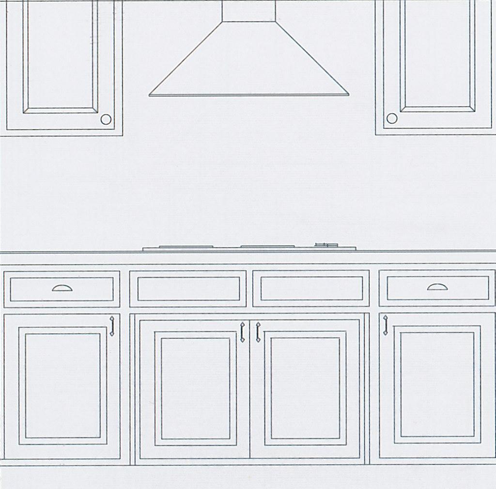 Blank Kitchen Wall Kitchen Backsplash Design Ideas