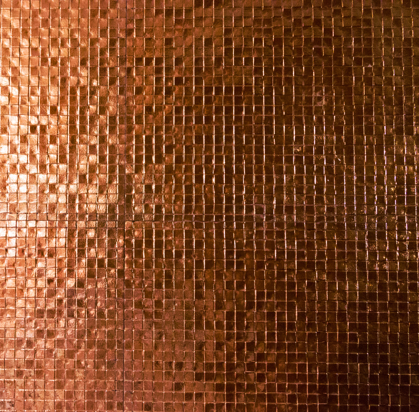 Neat Things to do in Your Home with Copper Mosaic Tiles ...