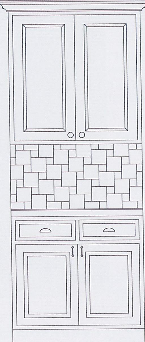 Kitchen Backsplash Idea #4