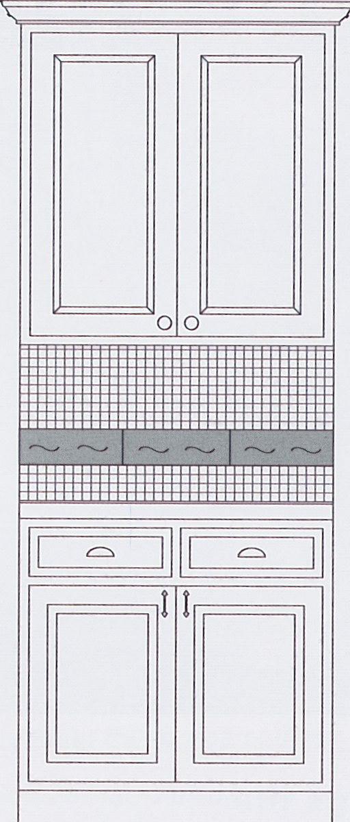 Kitchen Backsplash Idea #5