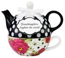 Granddaughter Tea Pot