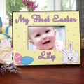 "My First Easter 8 x 10"" picture frame."