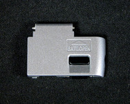 Canon EOS Rebel XTi Battery Cover Silver