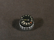 Minolta SRT series Shutter Speed Dial Assembly