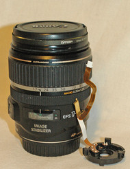 Canon 17-85mm IS lens err99 repair