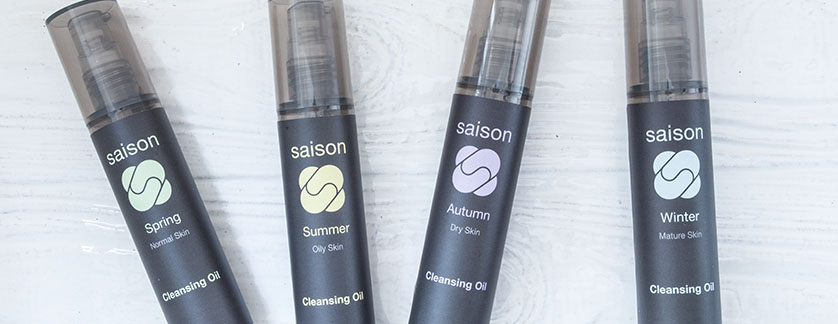 Saison Face Cleansers - Organic and Natural