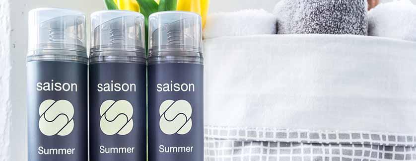 Saison Summer Organic Body Collection