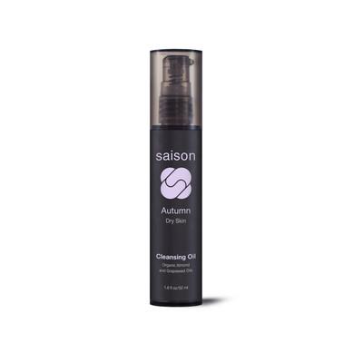 Saison | Autumn Cleansing Oil | Organic Skincare
