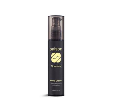 Saison | Summer Hand Cream | Organic Skincare