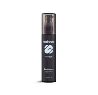 Saison | Winter Hand Cream | Organic Skincare