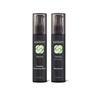 Saison Beauty Spring Face Essentials | Organic Skincare