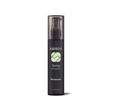 Saison | Spring Moisturizer | Organic Skincare
