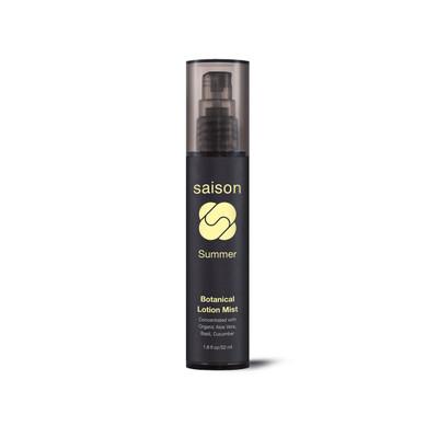 Saison  | Summer Botanical Lotion Mist | Organic Skincare