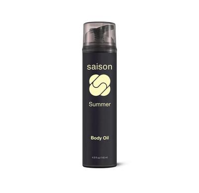 Saison | Summer Body Oil | Organic Skincare