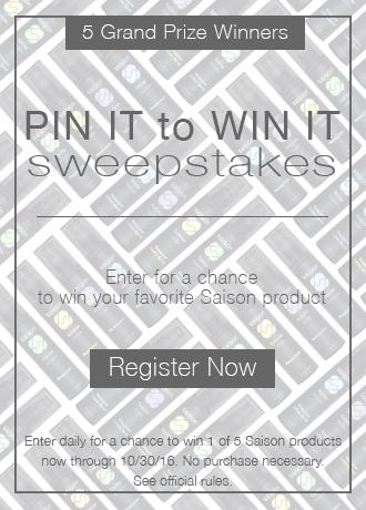 Saison Pin It To Win It