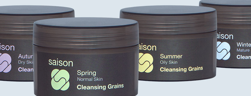 Saison Cleansing Grains - Organic and Natural