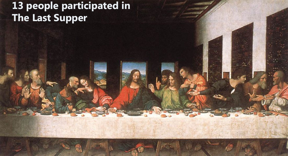 Resultado de imagen para jesus christ last supper APOLLO MOON 12  MEN